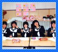 中学英会話コース・・・世界で活躍する国際人をめざして