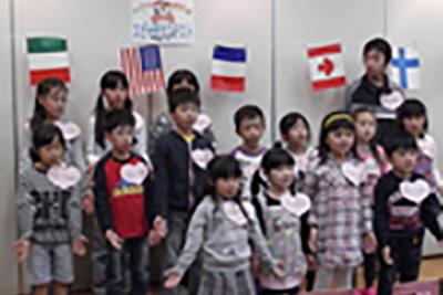 スピーチコンテスト(幼児小学部)